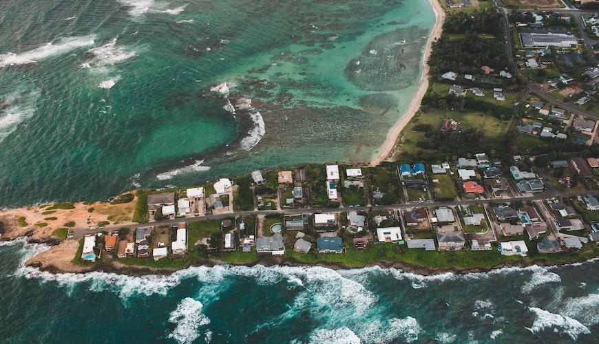 real estate islands